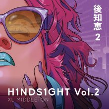 XL Middleton - H1NDS1GHT Vol. 2 [7inch]