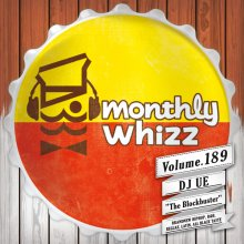 [2019年4月]【大人気新譜MIX!!!】Monthly whizz vol.189  / DJ UE(DJ ウエ)
