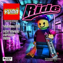 [2019年4月]【HIPHOP&R&B新譜MIX】 Ride Vol.152 / DJ Yuma(DJ ユーマ)【MIXCD】