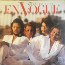 【USED / 中古】 En Vogue ‎– Born To Sing [LP] [Vinyl: EX- / Jacket: EX-]