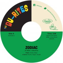 [2019年5月下旬] The Du-Rites (J-Zone & Pablo Martin) - Zodiac b/w Monster (7inch)