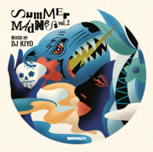 DJ KIYO -  SUMMER MADNESS 2 [MixCD]