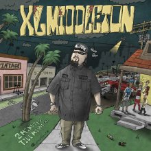[2019年6月中旬]  XL Middleton - 2 Minutes Till Midnight [LP]<img class='new_mark_img2' src='//img.shop-pro.jp/img/new/icons14.gif' style='border:none;display:inline;margin:0px;padding:0px;width:auto;' />