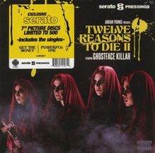 [2019年6月下旬]Ghostface Killah & Adrian Younge-Get TheMoney/PowerfulOne b/wSerato Control [7inch x2]