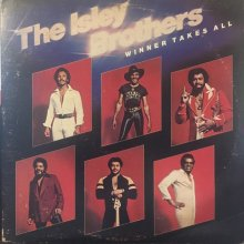 【USED】The Isley Brothers - Winner Takes All [LP] [ Jacket : EX- Vinyl : EX-]