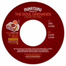 [2019年6月中旬] The Soul Grenades - A Blast Of Funk! [7inch]