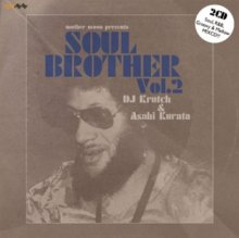 DJ Krutch & Asahi Kurata : Soul Brother Vol.2 (MIX-CDR)<img class='new_mark_img2' src='//img.shop-pro.jp/img/new/icons1.gif' style='border:none;display:inline;margin:0px;padding:0px;width:auto;' />