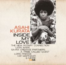 Asahi Kurata : Inside My Love (MIX-CDR)