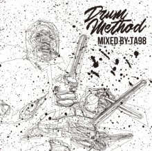TA98 : Drum Method (MIX-CD)