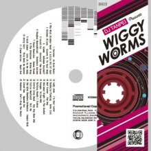 (2/10)DJ TANPEI/ WIGGY WORMS
