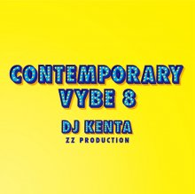 Contemporary Vybe 8 / DJ KENTA(ZZ PRODUCTION)<img class='new_mark_img2' src='https://img.shop-pro.jp/img/new/icons1.gif' style='border:none;display:inline;margin:0px;padding:0px;width:auto;' />