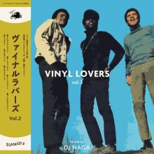 DJ NAGA / VINYL LOVERS VOL.2
