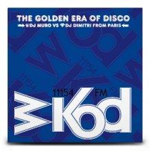 DJ Muro & Dimitri from Paris / WKOD 11154 FM The Golden Era of Disco (2CDs)