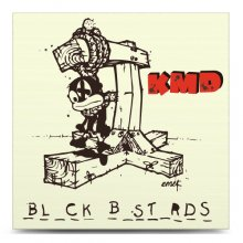(会員になると15%オフ!)【HIPHOP】KMD / BLACK BASTARDS (BLACK VINYL) 【2LP】<img class='new_mark_img2' src='//img.shop-pro.jp/img/new/icons34.gif' style='border:none;display:inline;margin:0px;padding:0px;width:auto;' />