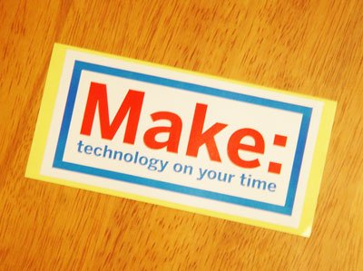 Make: sticker
