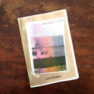 『monolith』vol.7