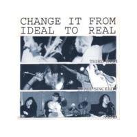 v a change it from ideal to real cd ハードコア メタルコア