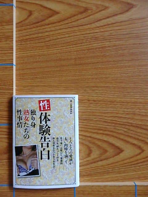 性体験告白 独り身熟女たちの性事情 [マドンナメイト文庫]/L19