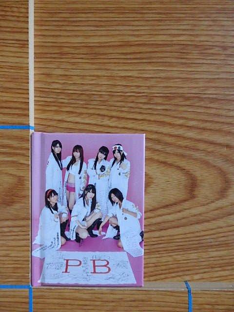 AKB48 チームPB&チームYJ ミニ写真集 [文庫]/L1E