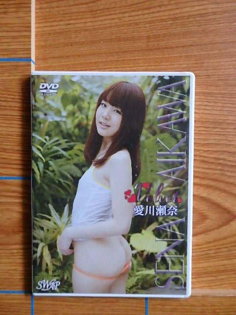 DVD 愛川瀬奈 Velvet(ヴェルヴェット)/V69