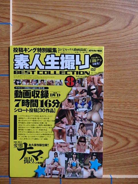 素人生撮りBEST COLLECTION 8 写真集/C20