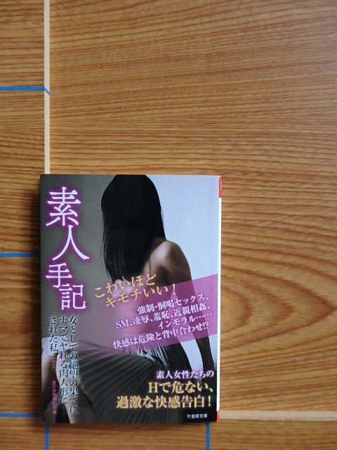 素人手記 女としての絶望の果てに・・・ (竹書房文庫)/L31