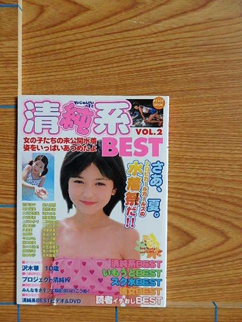 清純系BEST VOL.2 写真集/B2T