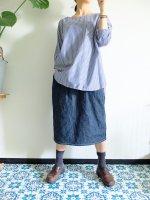 【型紙】セミタイトスカート