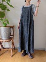 【貼合せ型紙】サロペットスカート