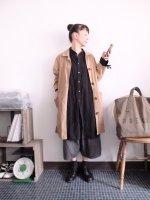 【貼合せ型紙】ステンカラーコート