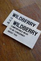 Wildberry大ネーム3枚セット