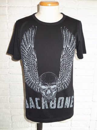 <font color=red>40%OFF</font>【BACKBONE/バックボーン】COTTON PRINT T-SHIRT