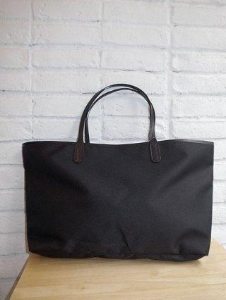 【wjk/ダブルジェイケイ】CORDURA tote bag (black)
