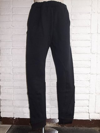【yoshio kubo/ヨシオクボ】FLAFFY RIVER PANTS (BLACK)