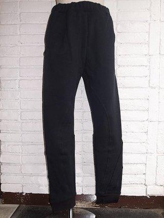 【yoshio kubo/ヨシオクボ】FLAFFY RIVER PANTS (BLACK)