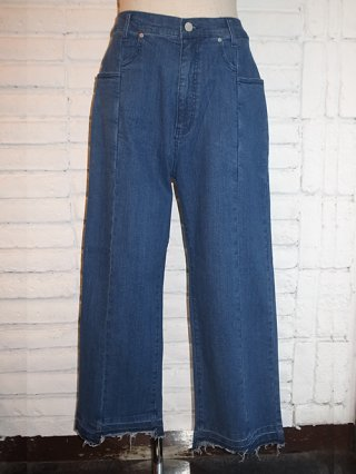 【SUPERTHANKS/スーパーサンクス】DENIM CHANGE PANTS (BLUE)
