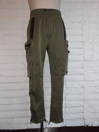 【SUPERTHANKS/スーパーサンクス】BODY BAG PANTS (KHAKI)