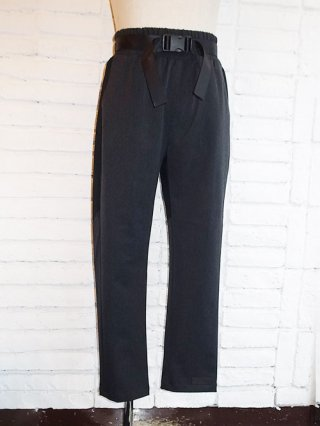 【SUPERTHANKS/スーパーサンクス】SWITCHING TAIL PANTS (C.GRAY/BLACK)