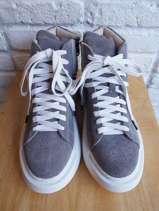 【DIET BUTCHER SLIM SKIN】hi-cut sneaker