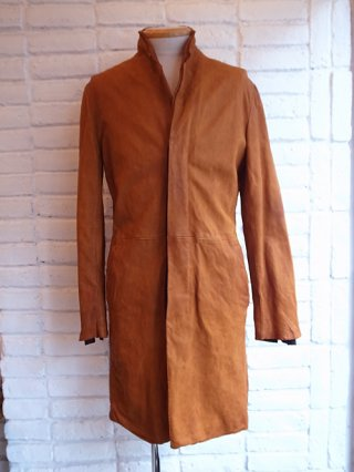 【STRUM】New Domestic Full Tanned Calf skin Jacket (BROWN)