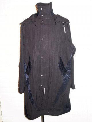 【yoshiokubo】MODS COAT (BLACK)