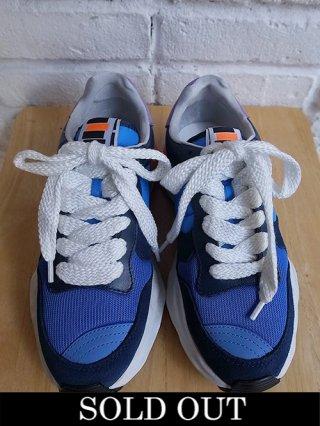 【DIET BUTCHER SLIM SKIN×MIHARA YASUHIRO】MMYDBSS sneakers (BLUE)