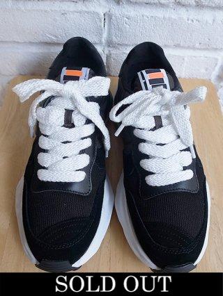 【DIET BUTCHER SLIM SKIN×MIHARA YASUHIRO】MMYDBSS sneakers (BLACK)