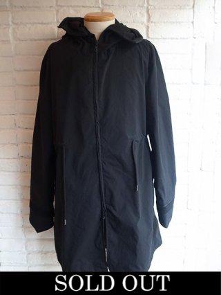 【kiryuyrik/キリュウキリュウ】Vintage Tuffta Mods Coat (BLACK)