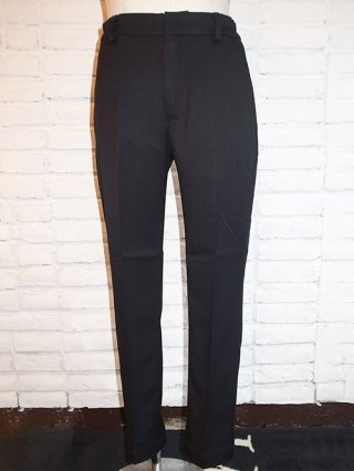 【SUPERTHANKS  NOIR】SLIM PANTS (TR BLACK)