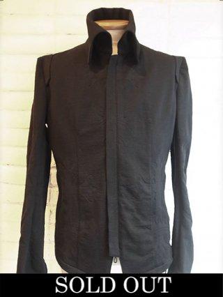 【kiryuyrik/キリュウキリュウ】Victorian JQD High Collar Jacket (BLACK)