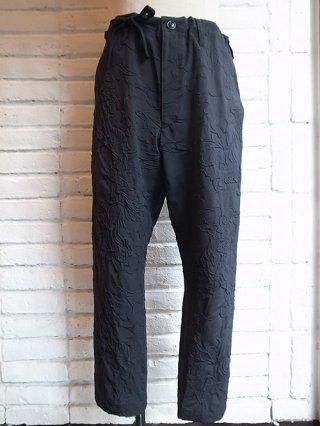 【amok/アモク】TIGER SHIRINK PANTS (BLACK)