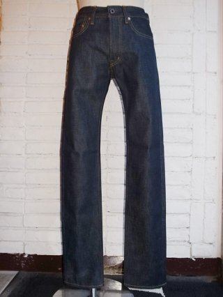 <font color=red>30%OFF</font>【wjk/ダブルジェイケイ】basic straight denim type-01 (indigo)