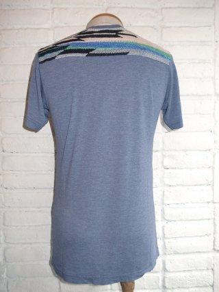 【AYUITE/アユイテ】ラグジャージ Tシャツ(BLUE)