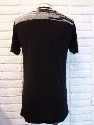 【AYUITE/アユイテ】ラグジャージ Tシャツ(BLACK)